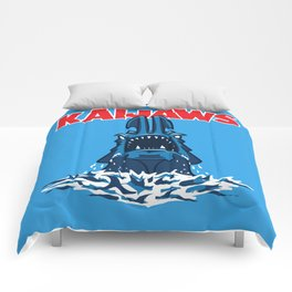 KaiJaws (Pacific Rim/Jaws) Comforters