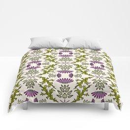 Wild Thistle Meadow Comforters