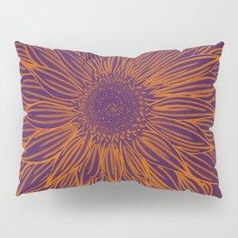 Summer Lovin' Sunflower Pillow Sham