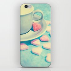 BE MY VALENTINE ♥ iPhone & iPod Skin