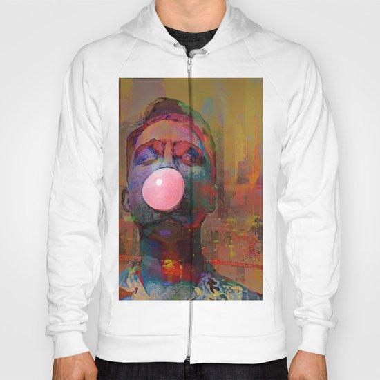 bubble gum  boy Hoody