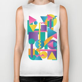 Shapes & Colours Biker Tank