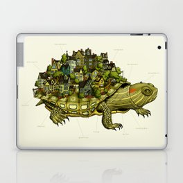 Turtle Town Laptop & iPad Skin