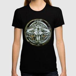 """""""Astrological Mechanism - Taurus"""" T-shirt"""