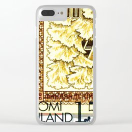 Banknote 3 Clear iPhone Case