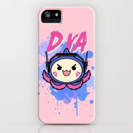 D.va Pachimari iPhone Case