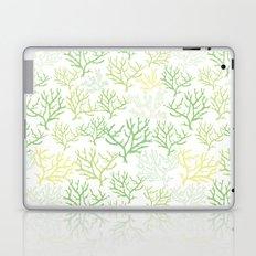 Green Corals Laptop & iPad Skin