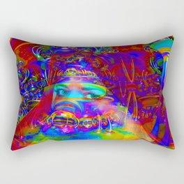 Cyborg Creation Rectangular Pillow