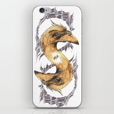 SAINT BIRD OF PARADISE  iPhone & iPod Skin