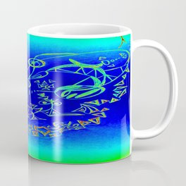 Life in the Ocean Coffee Mug