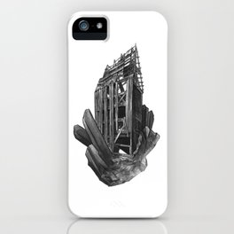 Obsidian House iPhone Case