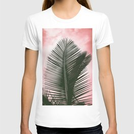 Palms on Pink T-shirt