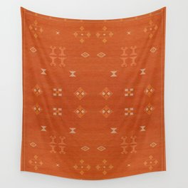 N248 - Lovely Brown Camel Berber Oriental Bohemian Moroccan Fabric Style Wall Tapestry