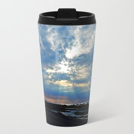 Parting of the Clouds Travel Mug