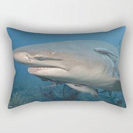 Have You Seen My Fish?  Rectangular Pillow