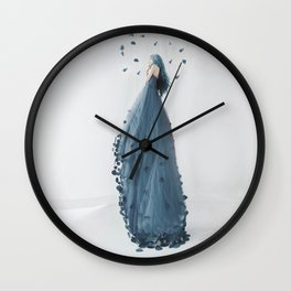 Only you can create your own world Wall Clock