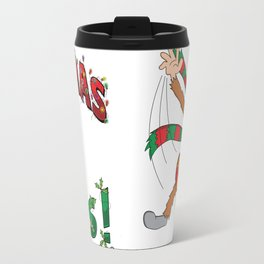 Christmas Rocks Drinkware Travel Mug