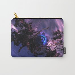 The Winter Rose Carry-All Pouch