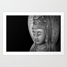 Kuan Yin Art Print