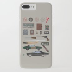 Supernatural (2015) iPhone 7 Plus Slim Case