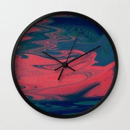 Taffy Wall Clock
