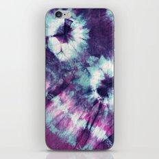 Tie-Dye III iPhone & iPod Skin