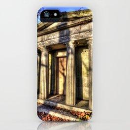 Kensal Green Mausoleum iPhone Case