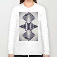 transformer Long Sleeve T-shirts featuring tRansformeR by Dirk Wuestenhagen Imagery