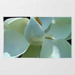 Blue Magnolia II Rug