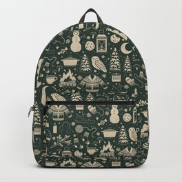 Winter Nights: Forest Backpack