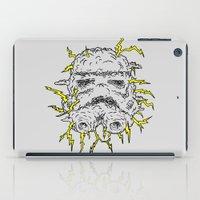 trooper iPad Cases featuring Stormy Trooper by Jonah Makes Artstuff