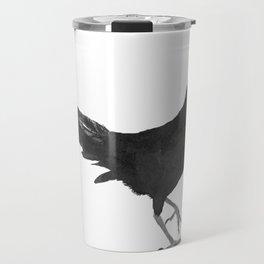 Great-tailed grackle Travel Mug