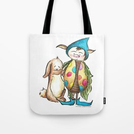 We are Friends Tote Bag