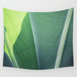 Plantain #1 Wall Tapestry