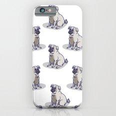 Pugs in a Rug Slim Case iPhone 6s
