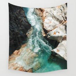 Beautiful river Wall Tapestry