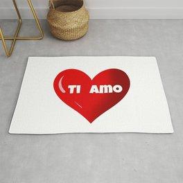 Ti amo ,Valentine's day gift ideas Rug