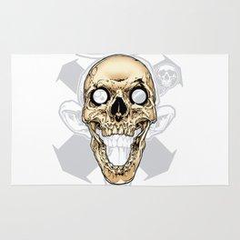 Skull 002 Rug