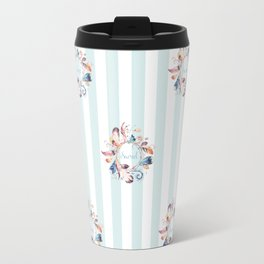 Sacred Feathers Travel Mug