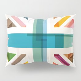 MultiCultural Britain Pillow Sham