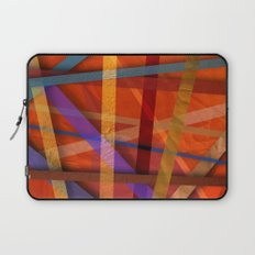Abstract #366 Laptop Sleeve
