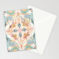 Wonderland in Spring Stationery Cards