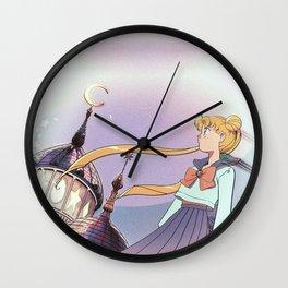 Moonlight Legend · Night Version Wall Clock