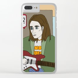MTV.... Clear iPhone Case