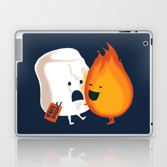 Friendly Fire Laptop & iPad Skin