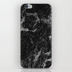 Campari - black marble iPhone & iPod Skin
