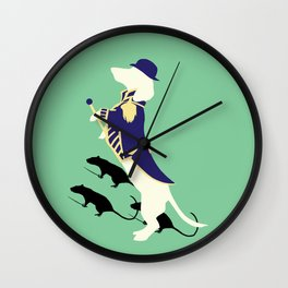 Captain BarktholomewCaptain Wall Clock