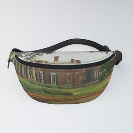 Morning At Monticello - Jeffersons Home Fanny Pack