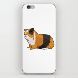Guinea Pig Illustration iPhone Skin