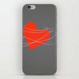 Cuori / Hearts 1 iPhone Skin